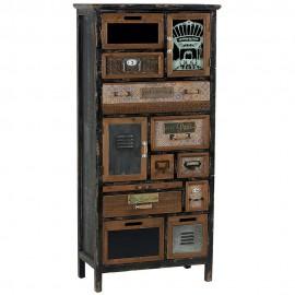 Armoire décorative HAROLD VII
