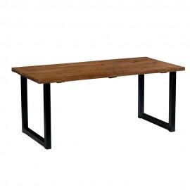 Table rectangle en teck Ilowa