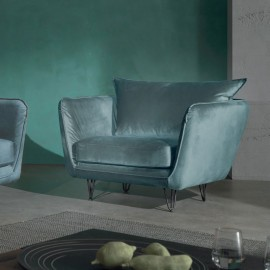 Fauteuil Hasting Tissu