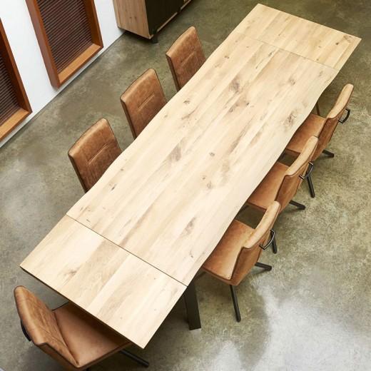 Allonge de table Fusion chêne massif