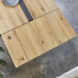 Allonge de table Brooks chêne massif