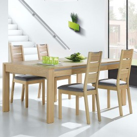 Table rectangle extensible Yucca