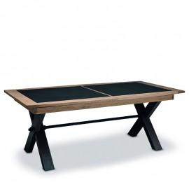 Table atelier céramique extensible Magellan