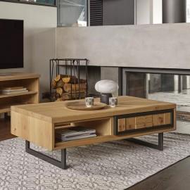 Table basse Prima 1 tiroir