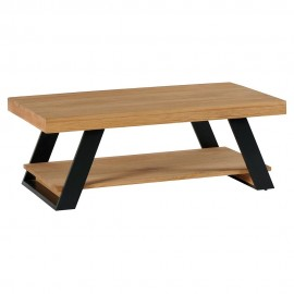 Table basse double plateau Cardif
